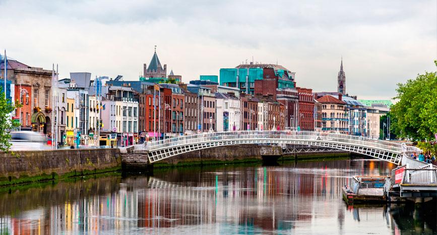 Dublín. Language in progress