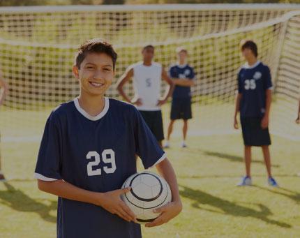 Campamentos de Verano de Fútbol